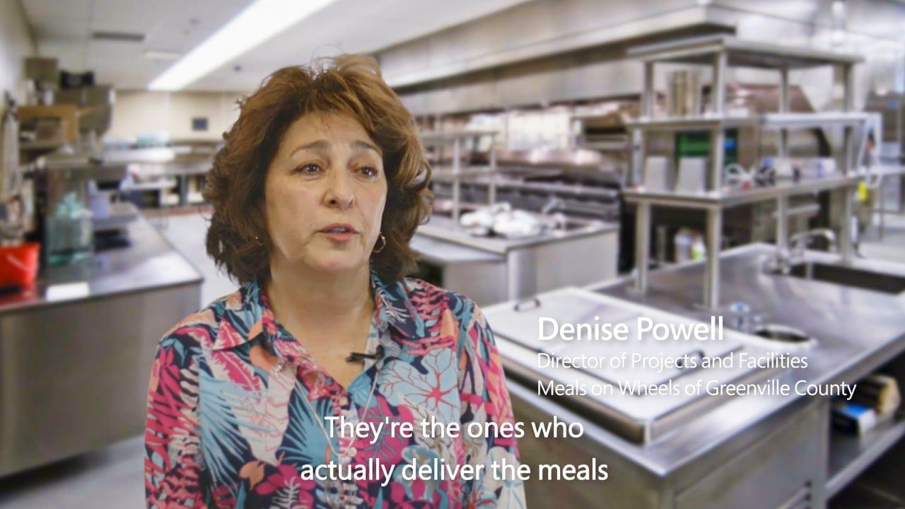 Kundenbericht: Meals on Wheels