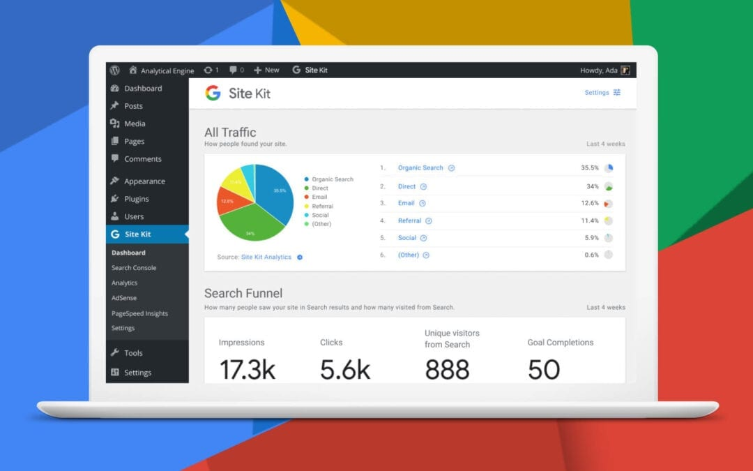 Google Analytics, AdSense & Search Console mit WordPress verbinden