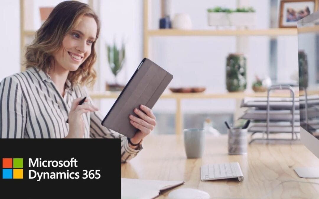 Beschleunigung des digitalen Vertriebs mit Dynamics 365