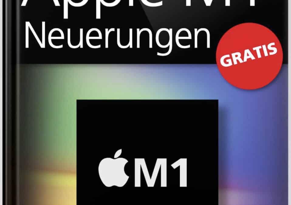Kostenloses eBook zum Apple M1 Prozessor