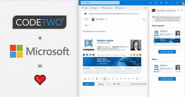 CodeTwo Email Signaturen für Office 365 – Tolle Updates!