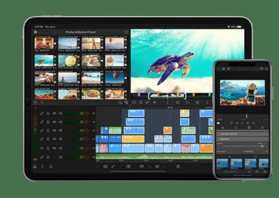 LumaFusion – Videoschnitt auf dem iPad