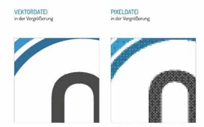 Licht im Grafik-Dateiformate-Jungle | PIXEL vs. VEKTOR