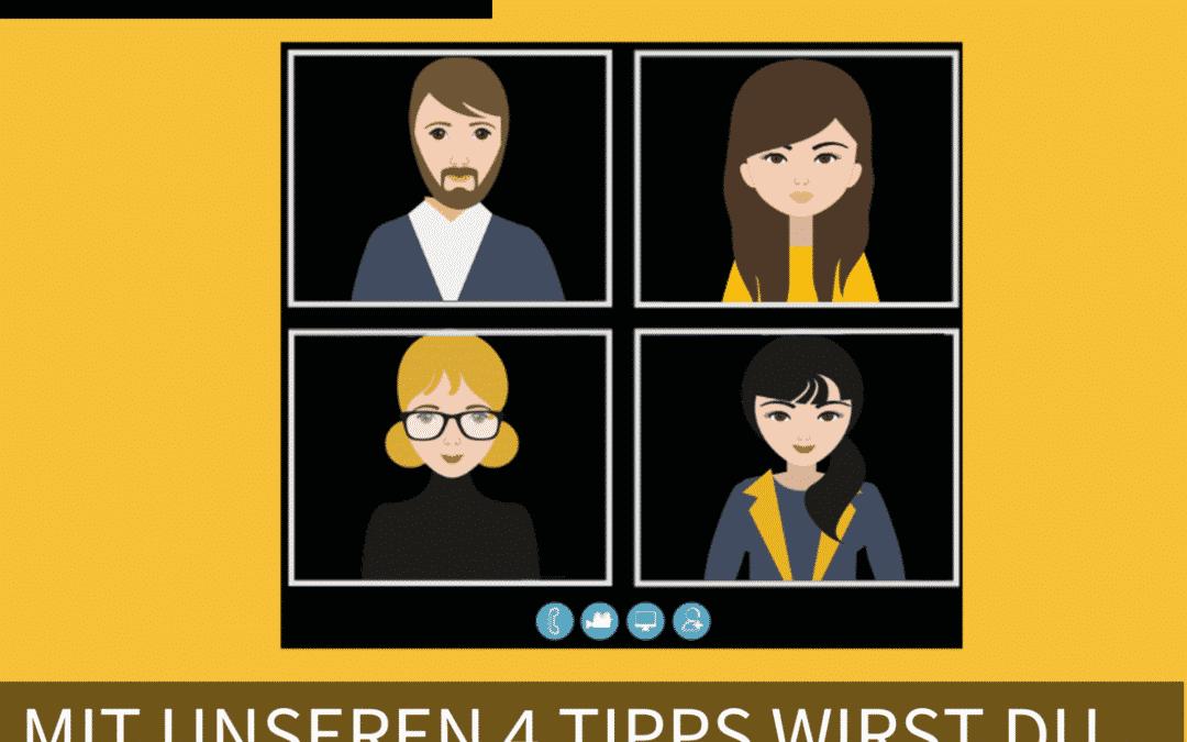 Mit unseren 4 Tipps wirst du zum Präsentationsprofi – In Microsoft Teams